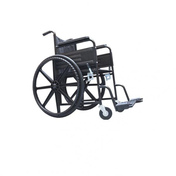 silla de ruedas estandar nacional